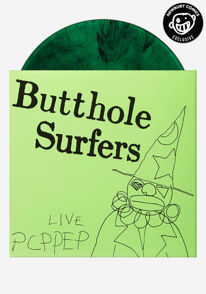 BUTTHOLE SURFERS Live PCPPEP Exclusive EP