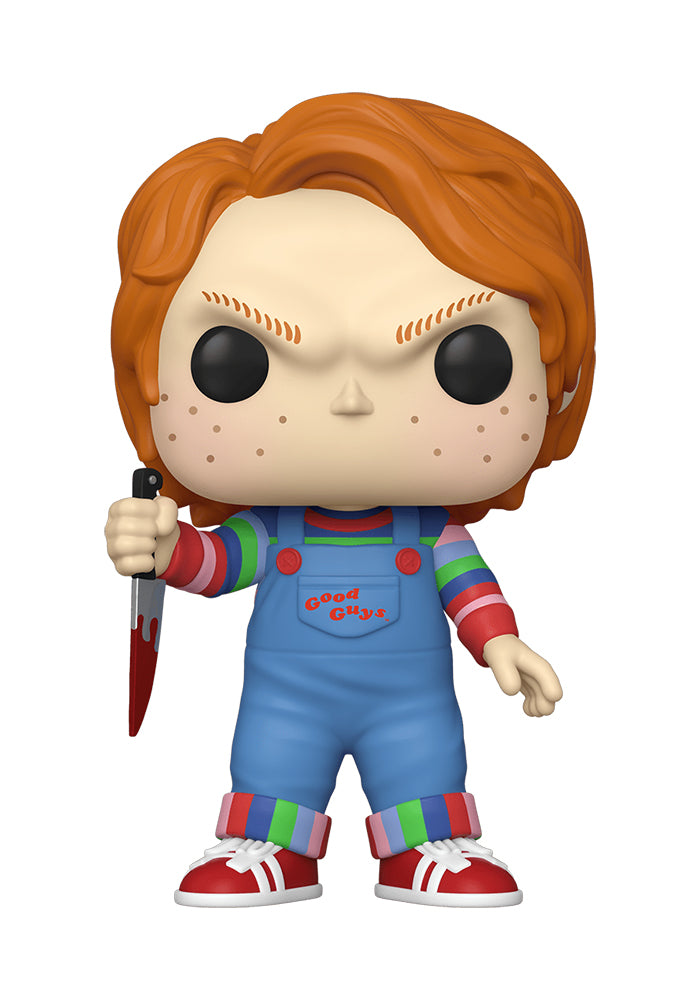 "CHILD'S PLAY Funko Pop! Movies: Child's Play 2 - 10"" Chucky"