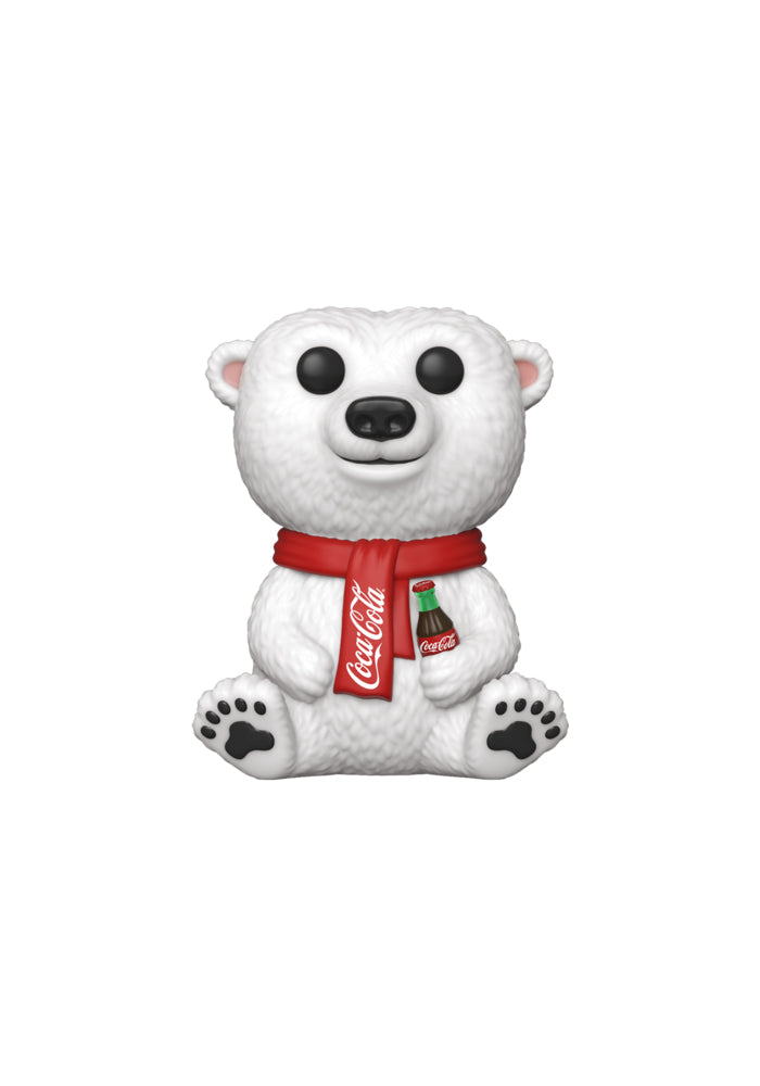 COCA-COLA Funko Pop! Ad Icons - Coca-Cola Polar Bear