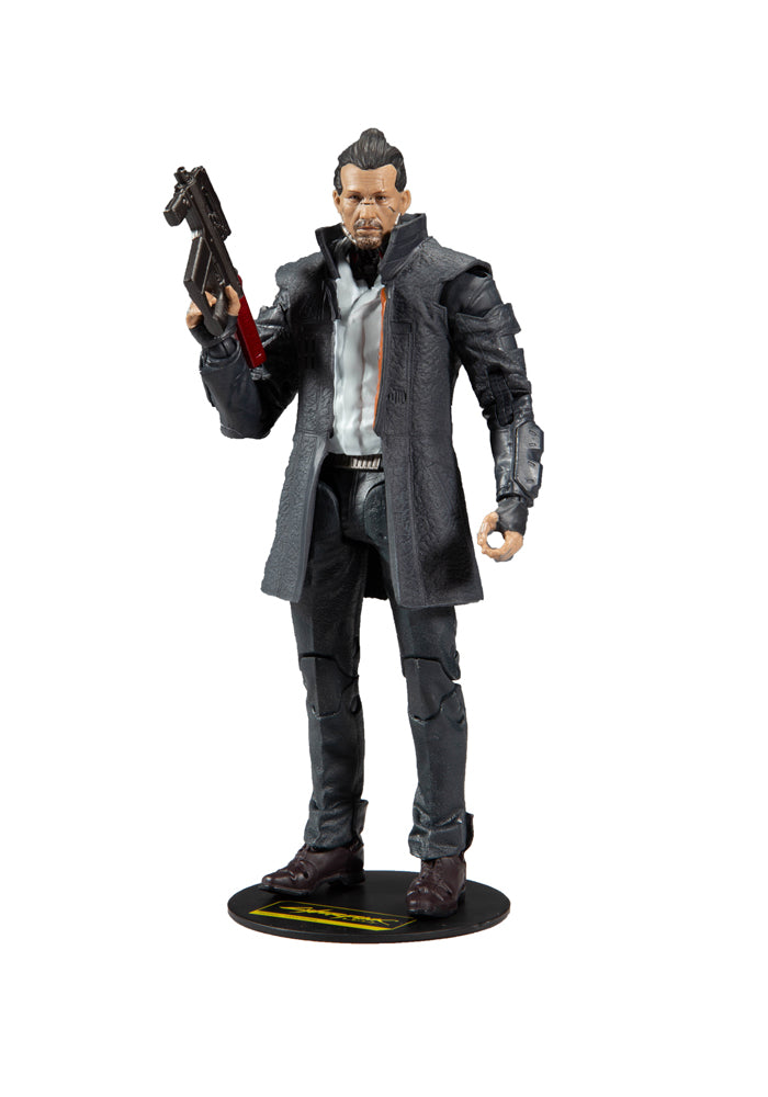 CYBERPUNK 2077 Cyberpunk 2077 Video Game 7-Inch Action Figure - Takemura