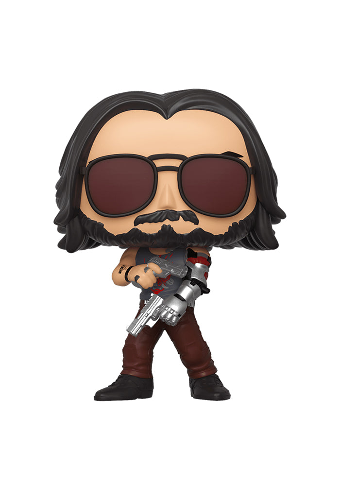 CYBERPUNK 2077 Funko Pop! Games: Cyberpunk 2077 - Johnny Silverhand (Sunglasses)