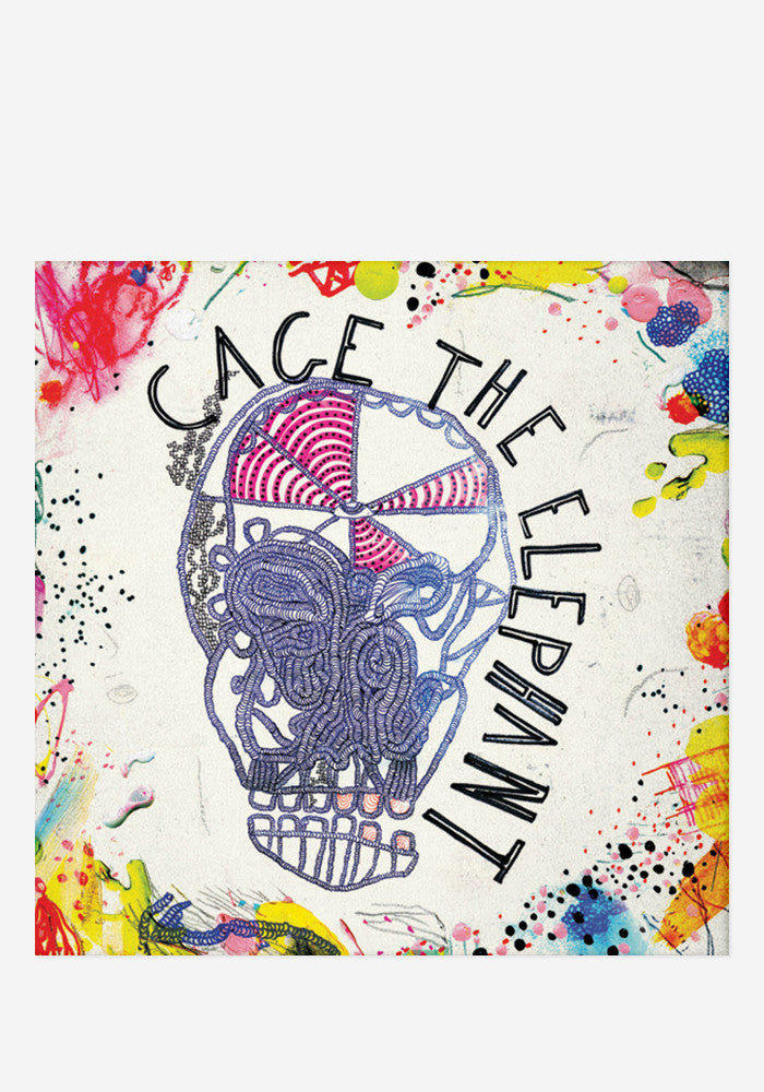 CAGE THE ELEPHANT Cage The Elephant LP