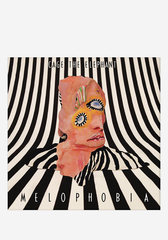 CAGE THE ELEPHANT Melophobia LP