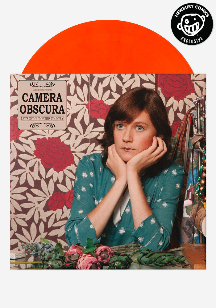CAMERA OBSCURA Let's Get Out Of This Country Exclusive LP