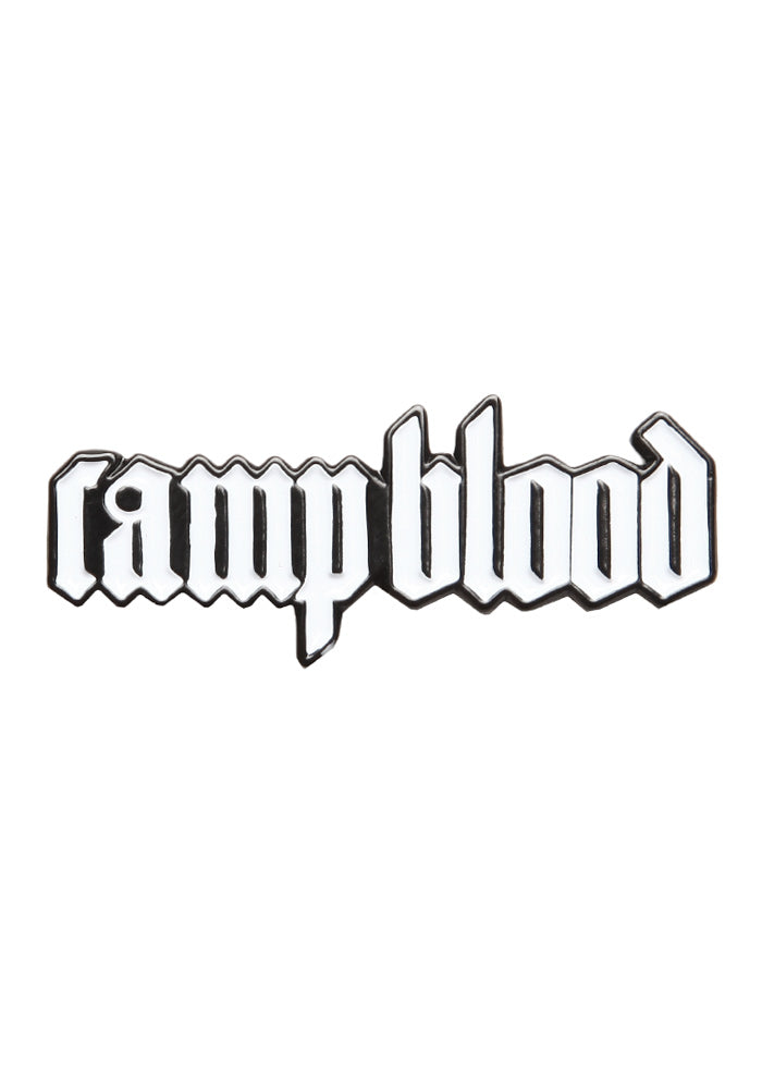 CAMP BLOOD Camp Blood Enamel Pin