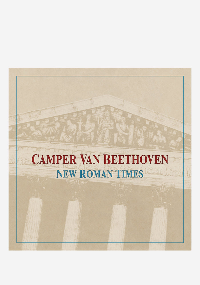 CAMPER VAN BEETHOVEN New Roman Times Expanded 2LP