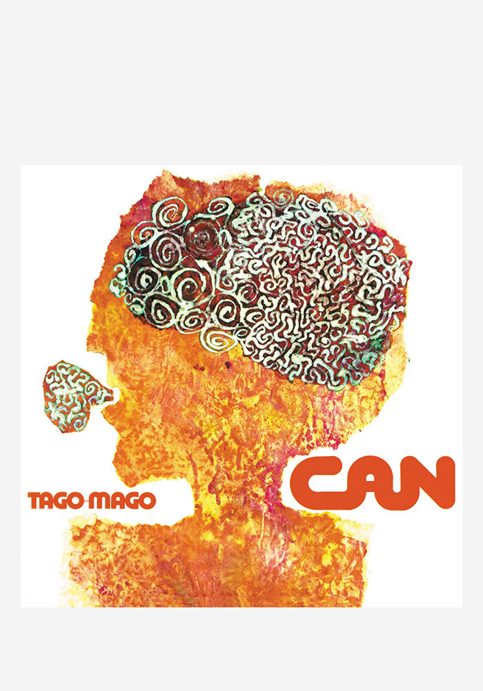 CAN Tago Mago 2LP (Color)