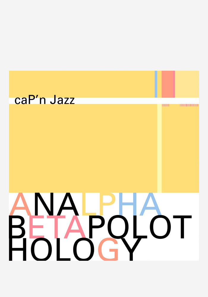 CAP'N JAZZ Analphabetapolothology 2 LP