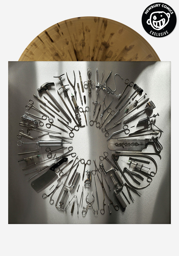 CARCASS Surgical Steel Exclusive LP