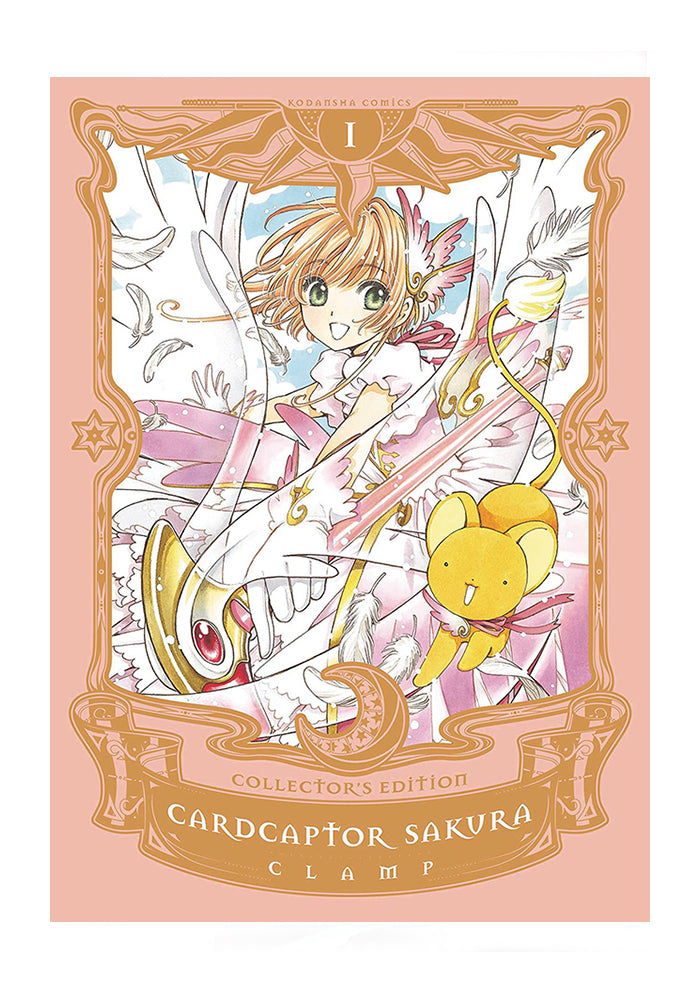 KODANSHA COMICS Cardcaptor Sakura Vol 1 Collector's Edition Manga