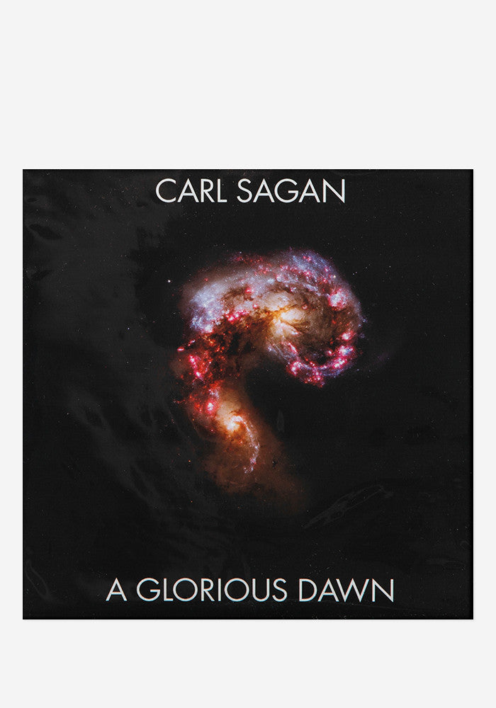 CARL SAGAN/STEPHEN HAWKING A Glorious Dawn LP