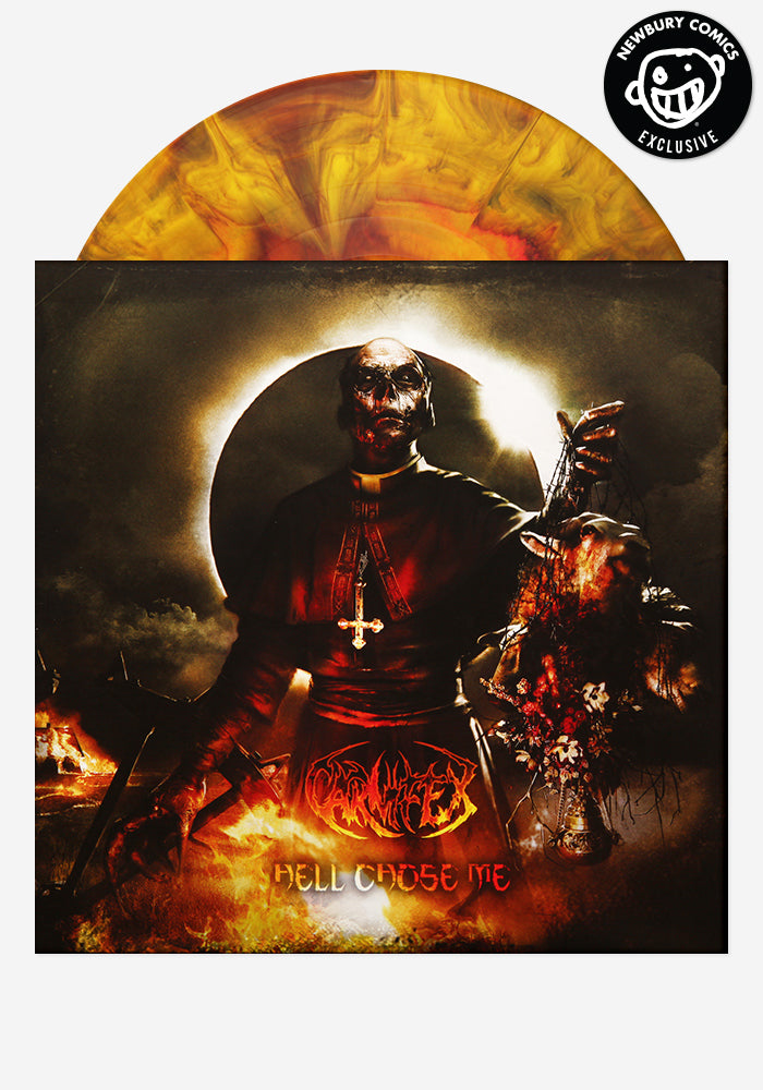 CARNIFEX Hell Chose Me Exclusive LP