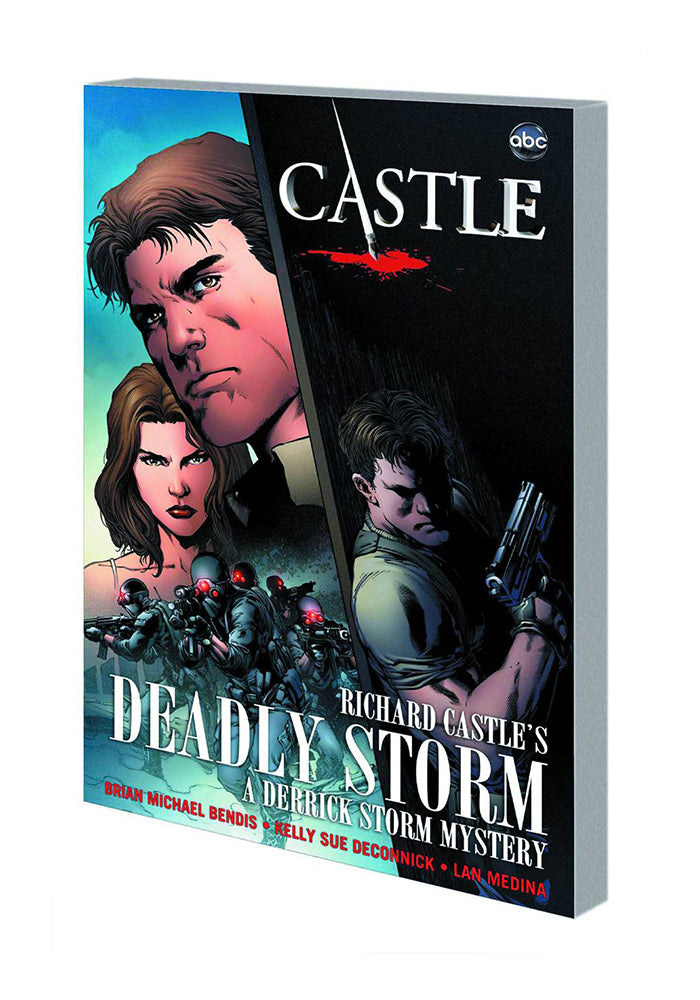 MARVEL COMICS Castle: Richard Castle's Deadly Storm Graphic Novel