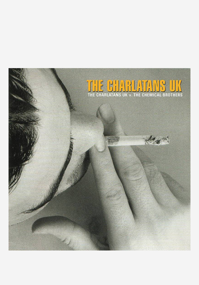 CHARLATANS UK The Charlatans UK Vs. The Chemical Brothers LP (Color)