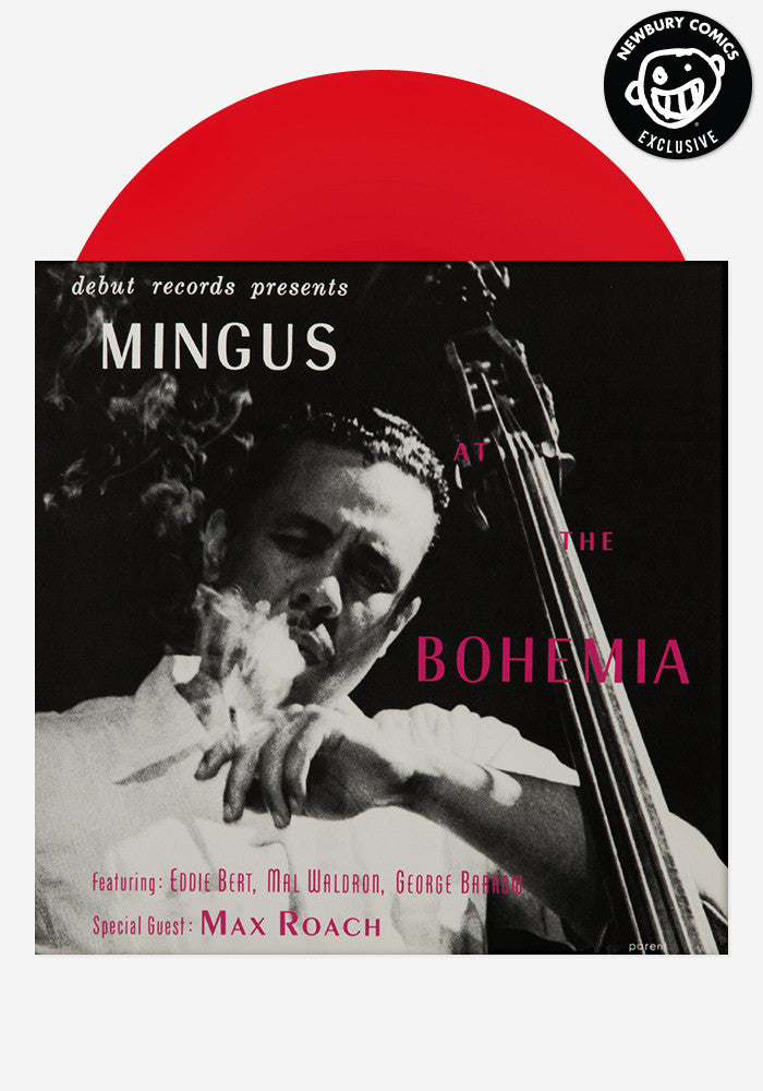 CHARLES MINGUS Mingus At The Bohemia Exclusive LP