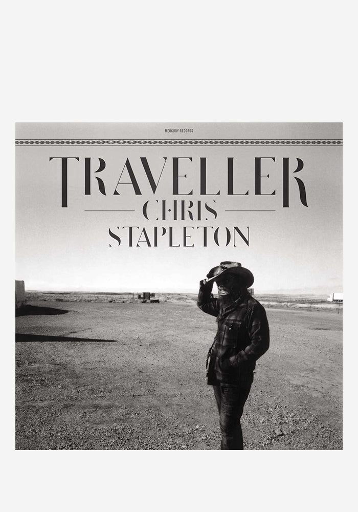 CHRIS STAPLETON Traveller 2LP