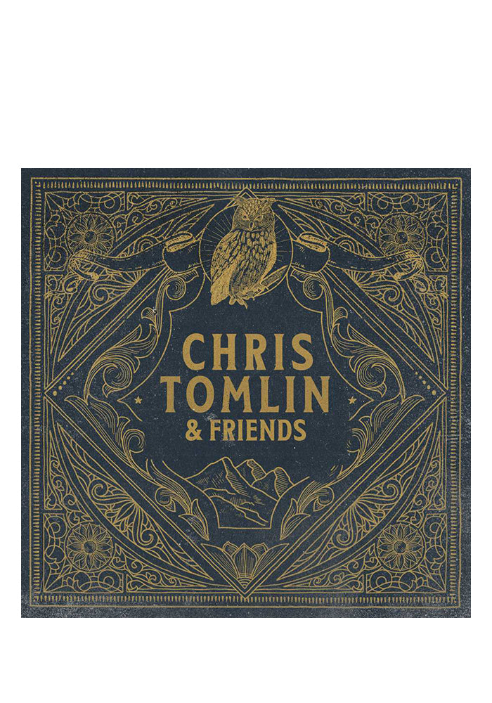 CHRIS TOMLIN Chris Tomlin & Friends CD (Autographed)