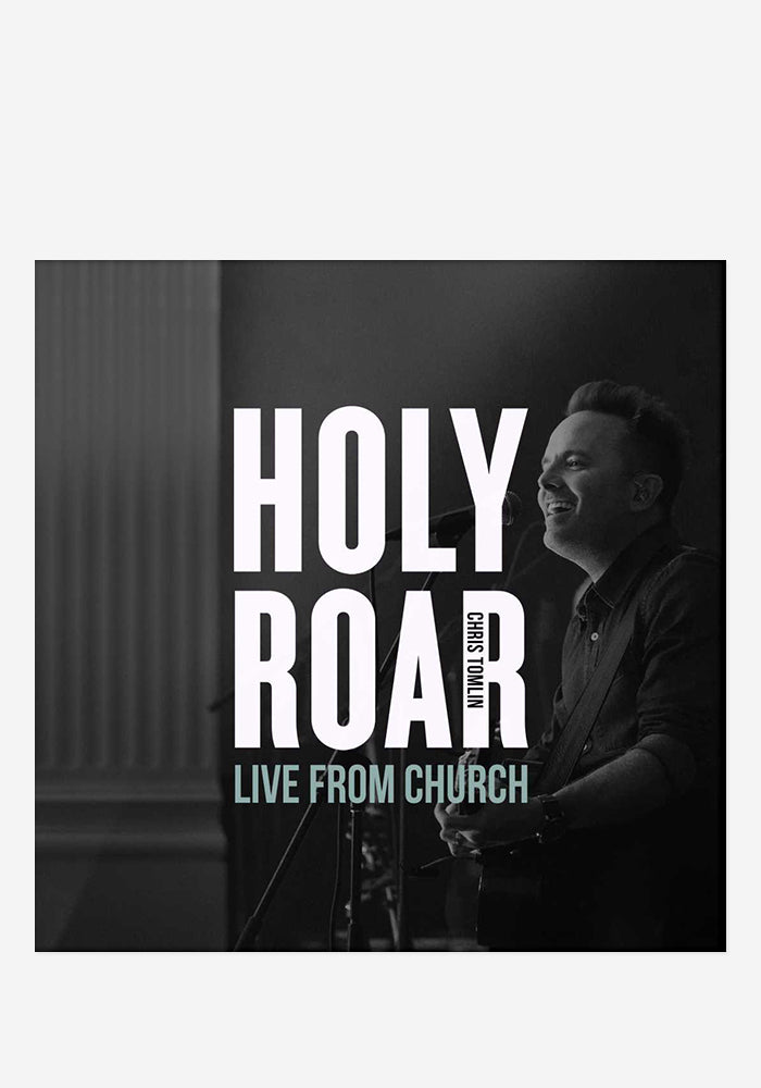 CHRIS TOMLIN Holy Roar: Live From Church CD With Autographed Booklet