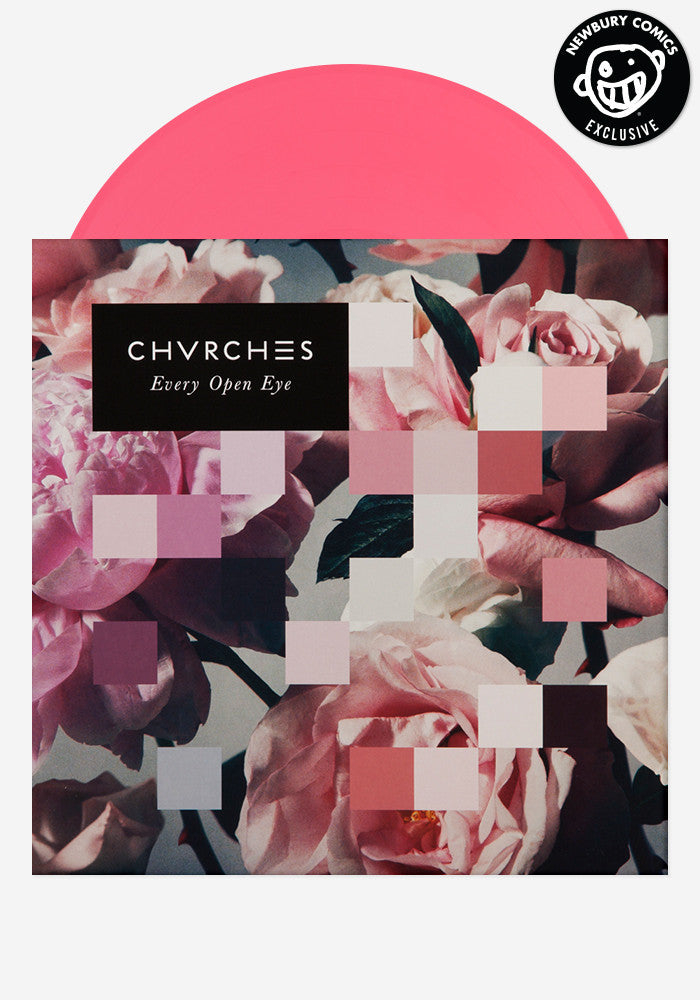 CHVRCHES Every Open Eye Exclusive LP