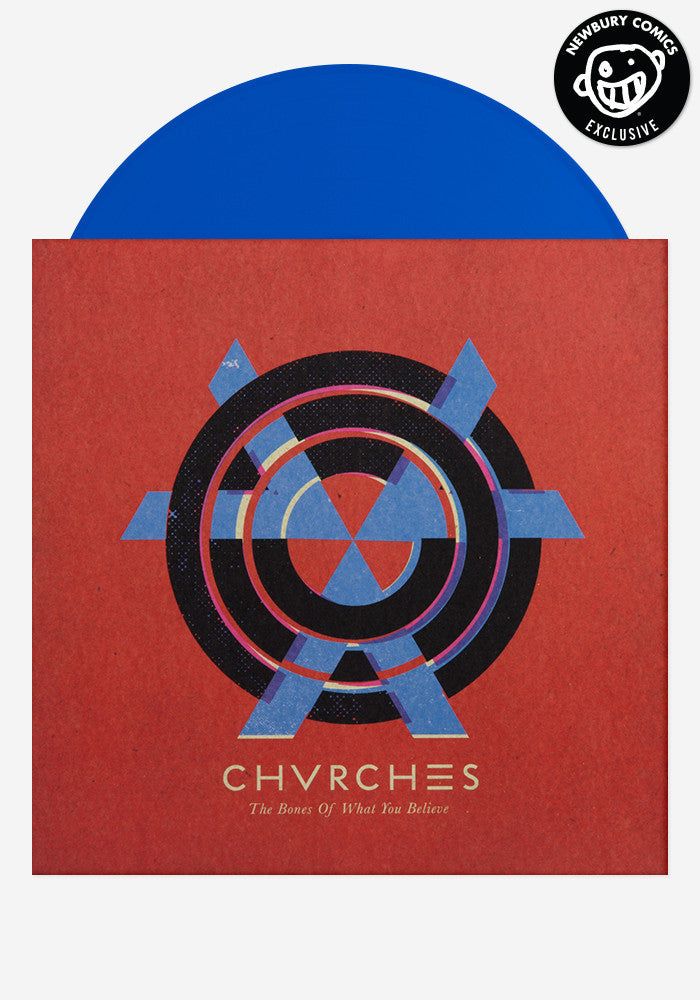 CHVRCHES The Bones Of What You Believe Exclusive LP