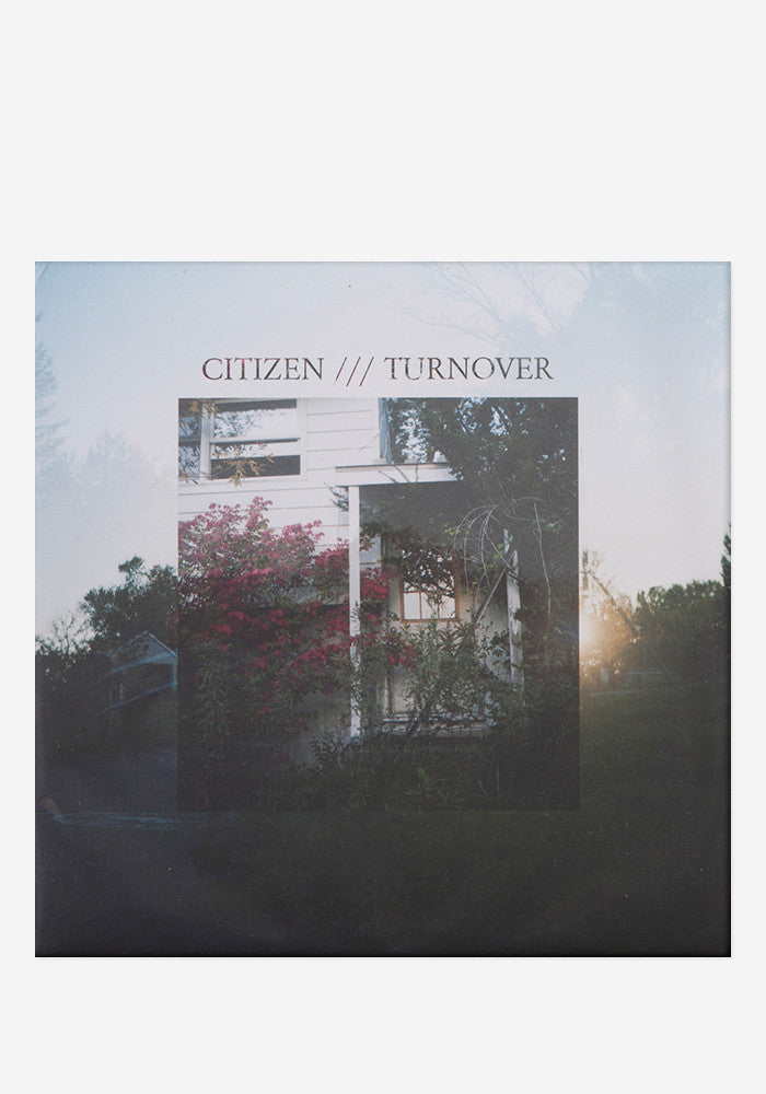 CITIZEN/TURNOVER Citizen/Turnover Split 7""