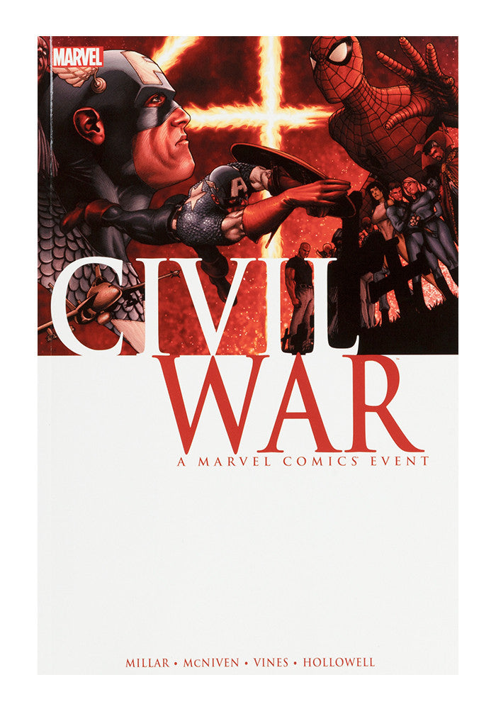 MARVEL COMICS Civil War: Graphic Novel