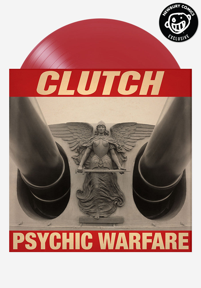 CLUTCH Psychic Warfare Exclusive LP