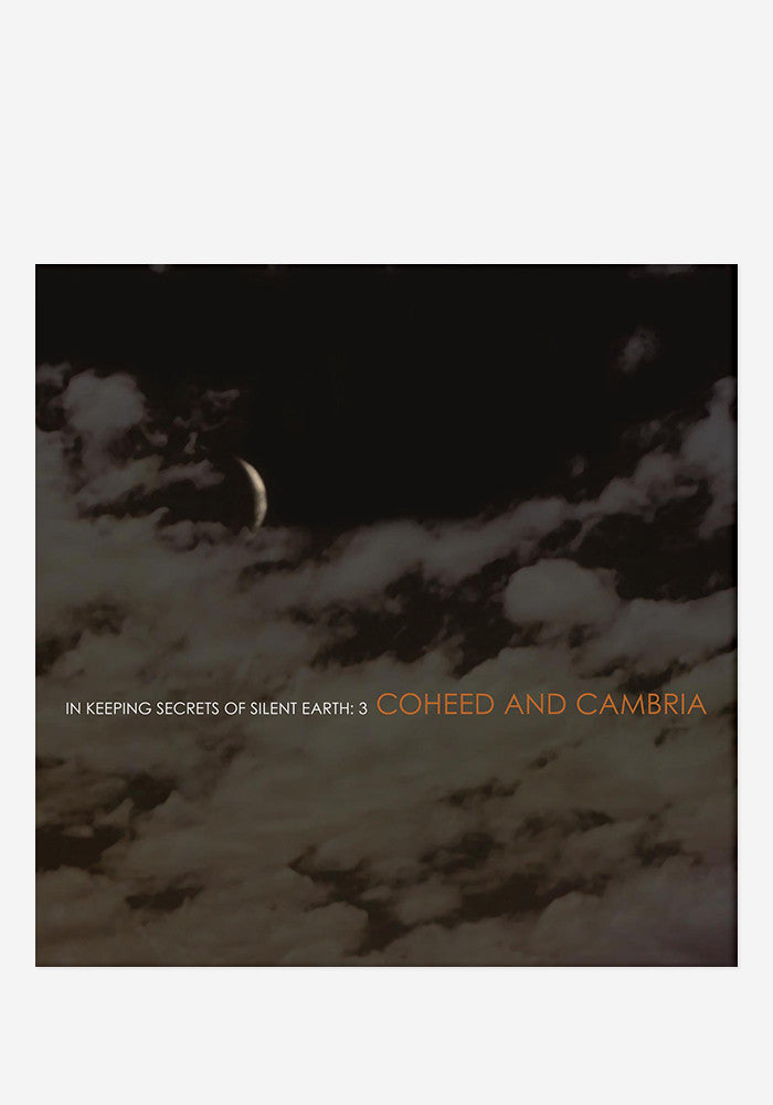 COHEED AND CAMBRIA In Keeping Secrets of Silent Earth:3 2 LP