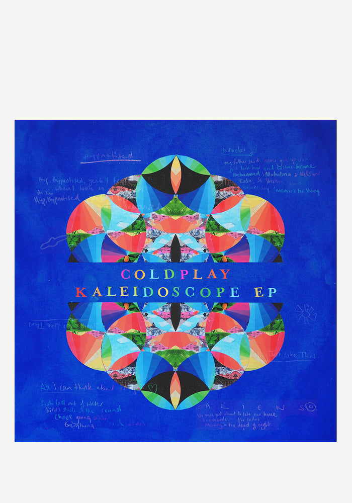 COLDPLAY Kaleidoscope EP (Color)