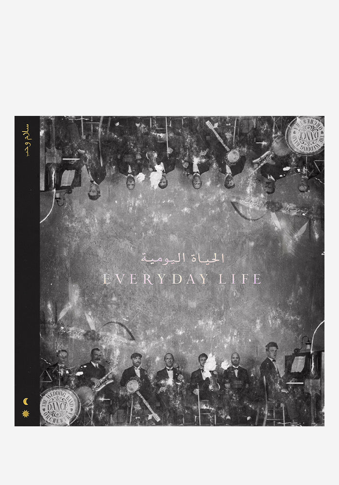 COLDPLAY Everyday Life 2LP (Color)