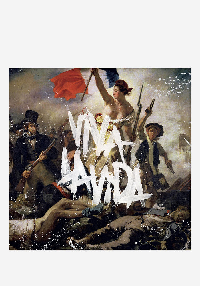 COLDPLAY Viva La Vida or Death and All His Friends  2 LP + CD
