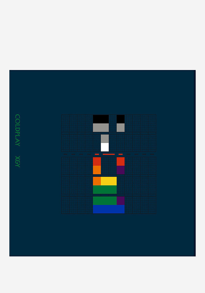 COLDPLAY X & Y  2 LP