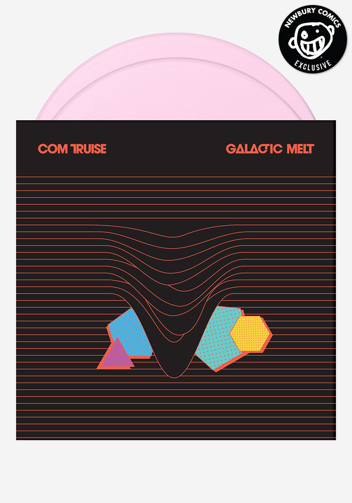 COM TRUISE Galactic Melt Exclusive 2 LP