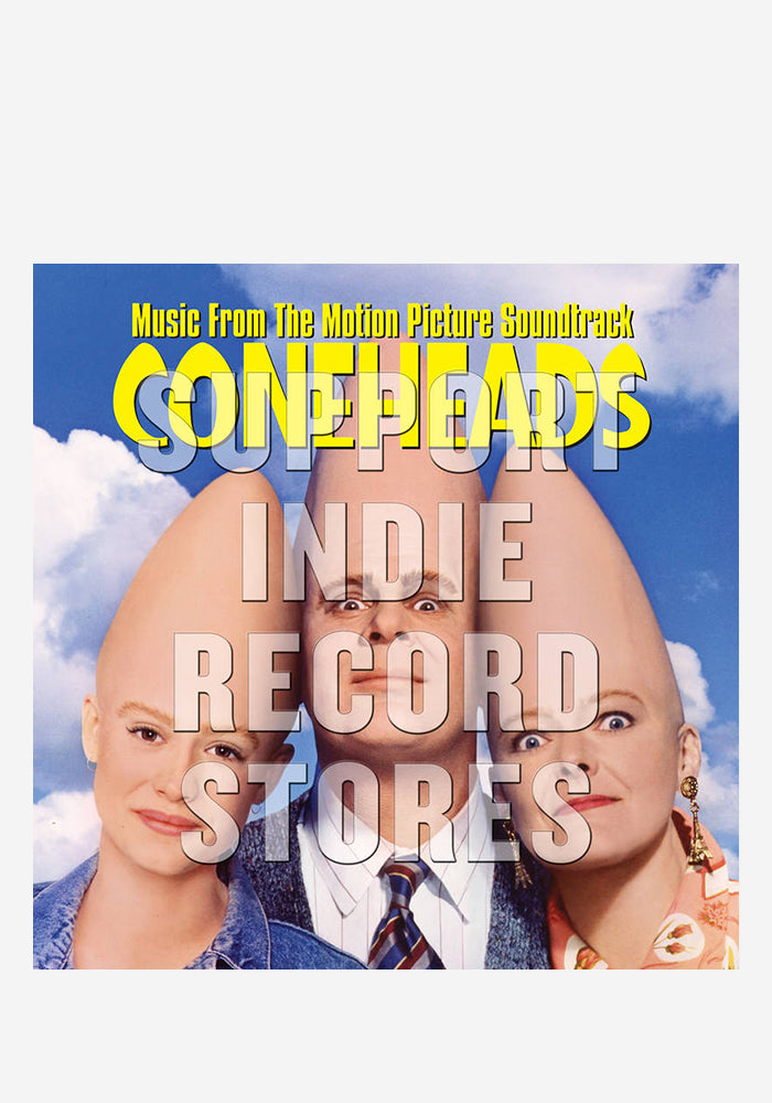 VARIOUS ARTISTS Soundtrack - Coneheads LP (Color)