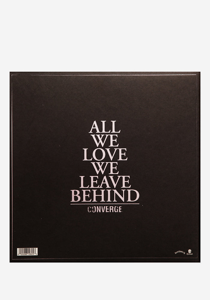 CONVERGE All We Love We Leave Behind Exclusive 2LP