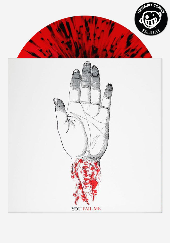 CONVERGE You Fail Me Redux Exclusive LP