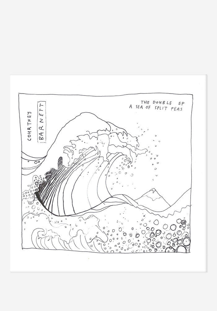 COURTNEY BARNETT The Double EP: A Sea of Split Peas