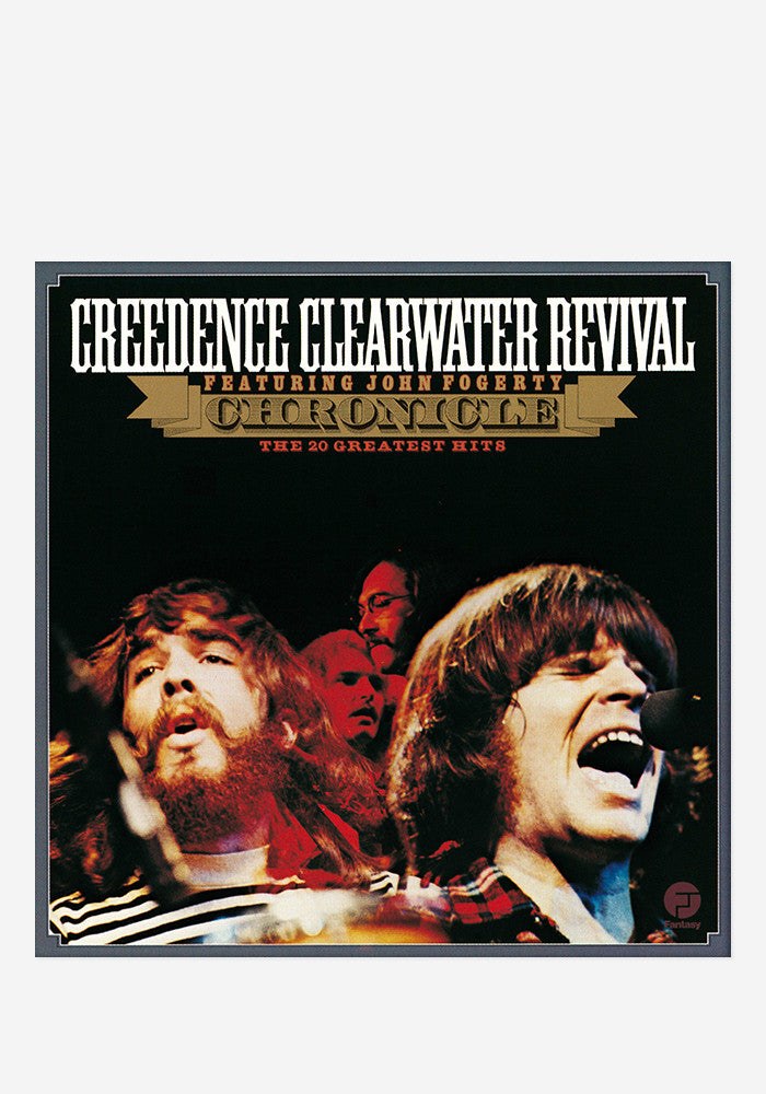 CREEDENCE CLEARWATER REVIVAL Chronicle  2 LP