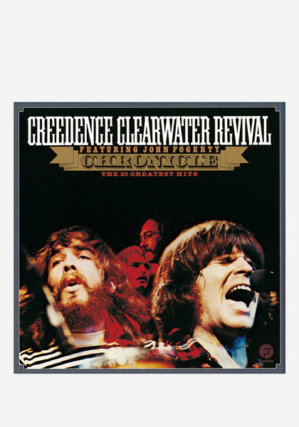 creedence clearwater revival chronicle 2 lp vinyl newbury comics. Black Bedroom Furniture Sets. Home Design Ideas