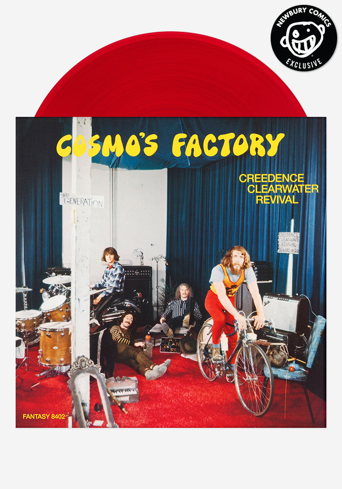 CREEDENCE CLEARWATER REVIVAL Cosmo's Factory Exclusive LP
