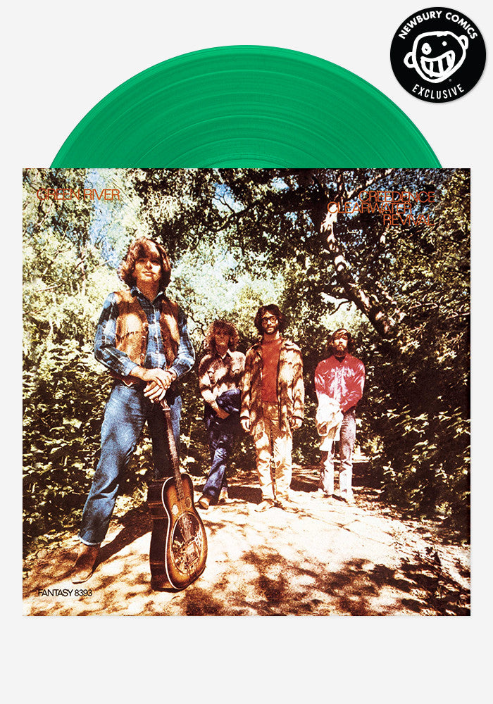 CREEDENCE CLEARWATER REVIVAL Green River Exclusive LP