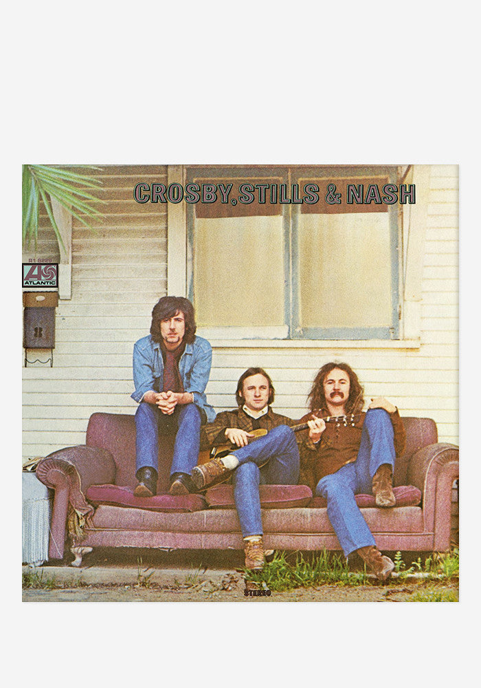 CROSBY, STILLS AND NASH Crosby, Stills & Nash LP