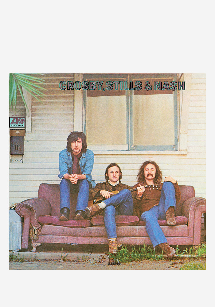CROSBY, STILLS AND NASH Crosby, Stills And Nash LP (Color)