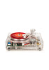 "CROSLEY RSD2020 Mini 3"" Vinyl Turntable - Clear"