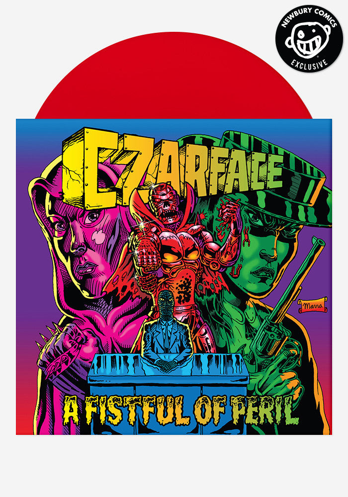 CZARFACE A Fistful Of Peril Exclusive LP