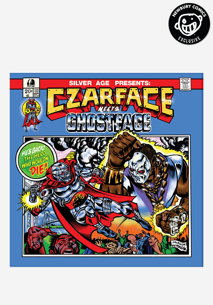 CZARFACE/GHOSTFACE KILLAH Czarface Meets Ghostface Exclusive LP