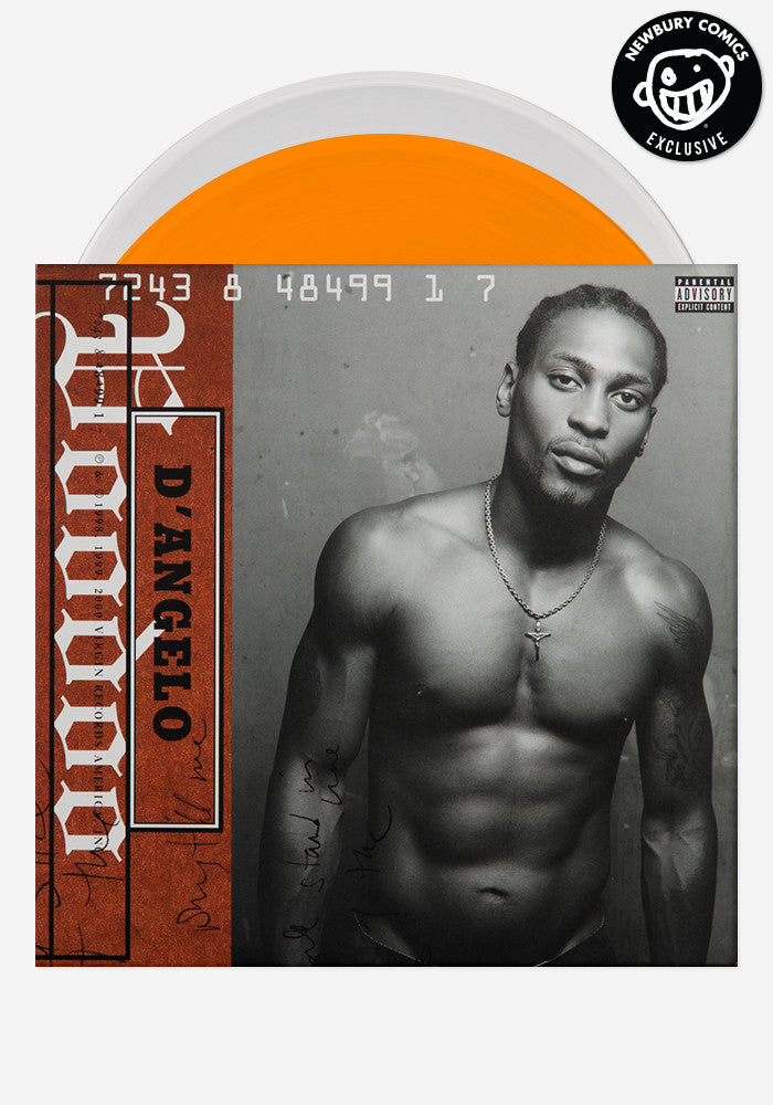 D'ANGELO Voodoo Exclusive 2-LP
