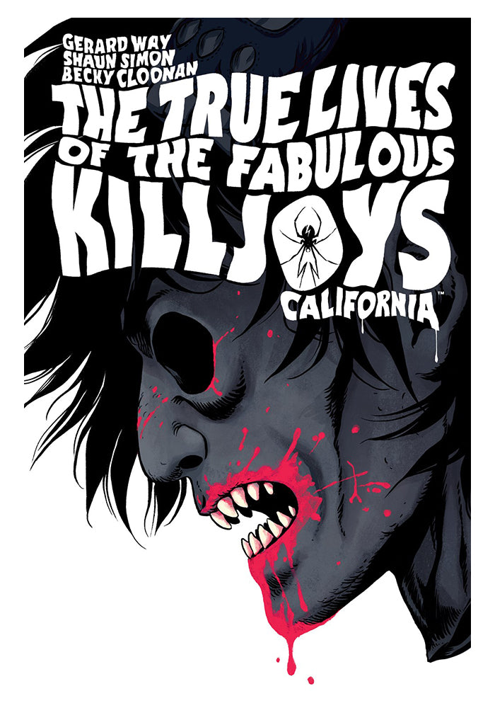 DARK HORSE The True Lives of the Fabulous Killjoys: California Hardcover Graphic Novel