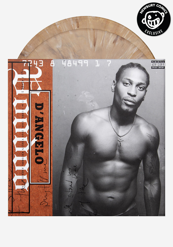 D'ANGELO Voodoo Exclusive 2LP