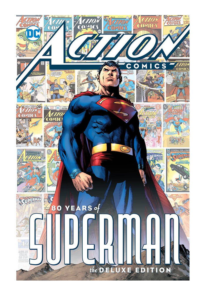 2ae970239de2 Action Comics: 80 Years Of Superman Graphic Novel